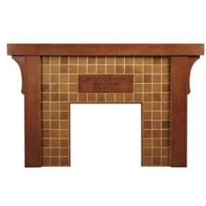 Eastwood Fireplace Mantel