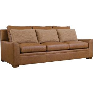 """Marble Falls 98"""" Sofa - Leather"""