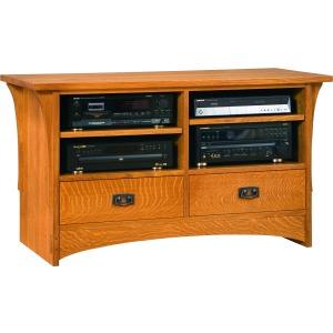 """50"""" TV Console -Oak"""