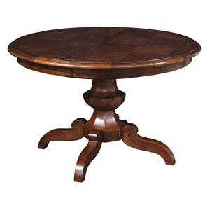 Plain Top Glenora Table 54 (Round)