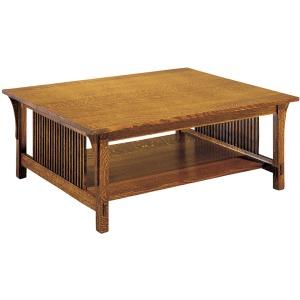 Cocktail Table - Oak
