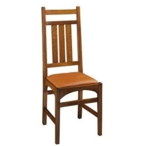 Harvey Ellis Side Chair, no Inlay