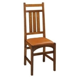 Harvey Ellis Side Chair, with Inlay