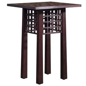 Lattice Chairside Table