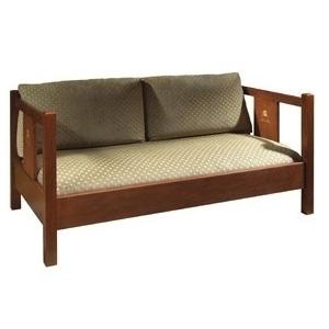 Loose Cushion Harvey Ellis Loveseat