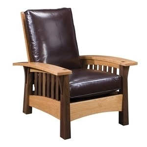 Loose Cushion Metro Morris Chair