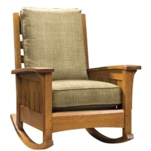 Loose Cushion Rocker