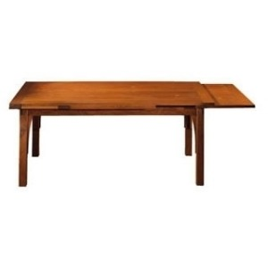 Mission Drawtop Dining Table