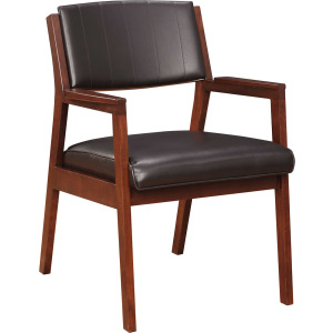 Wellfleet Upholstered Back Arm Chair w/Upholstered Seat & Back