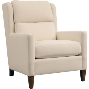 Woodlands Track Arm Chair - Upholstered