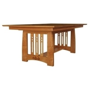 Self Storing Dining Table