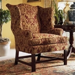 Sherburne Wing Chair