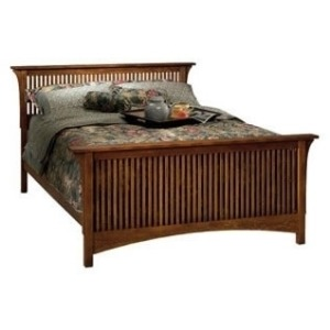 Spindle Bed Full - HB