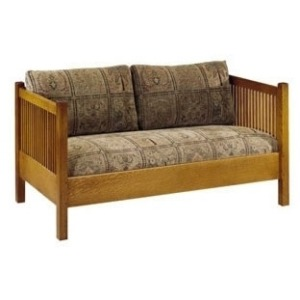 Spindle Loveseat