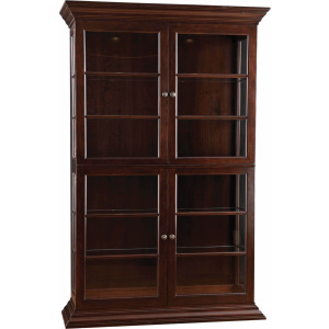 Display Cabinet - Wood Back
