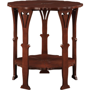 Grand Poppy Table - Oak