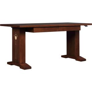 Hi-Lo Standing Desk - Oak