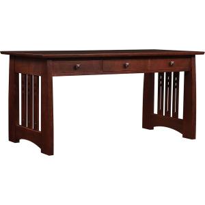 Highlands Writing Desk - Oak