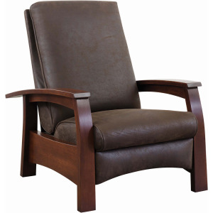 Highlands Recliner - Cherry