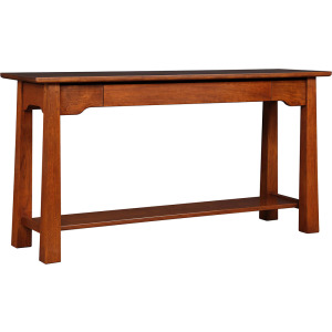 Park Slope Console Table - Cherry