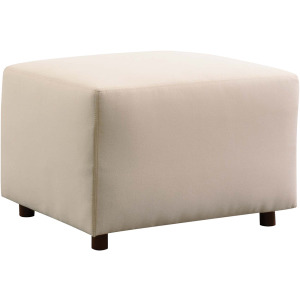 Cypress Ottoman - Upholstered