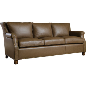 Edmonton Leather Sofa