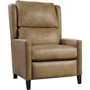 Woodlands Narrow Track Arm Power Recliner - Leather