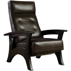 High Line Recliner - Leather
