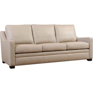 """Tacoma 82"""" Leather Sofa"""