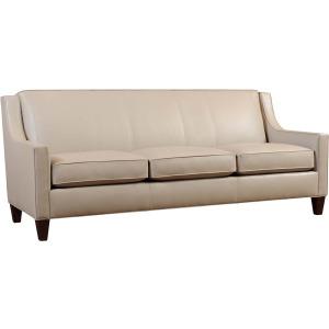 """Seabrook 75"""" Leather Sofa"""