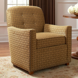Blowing Rock Chair - Upholstery