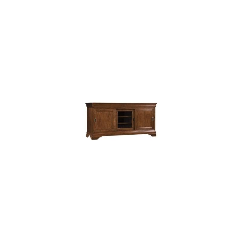 La Rochelle Tv Console By Stickley 7821 Ggg Gladhill Furniture Mattresses