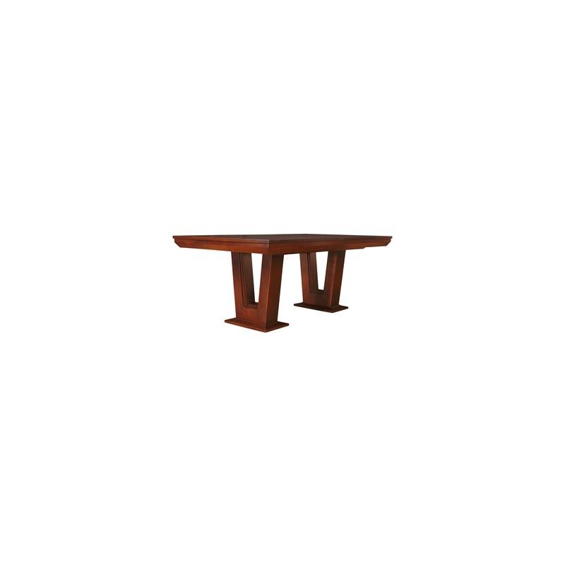 Highlands Pedestal Dining Table