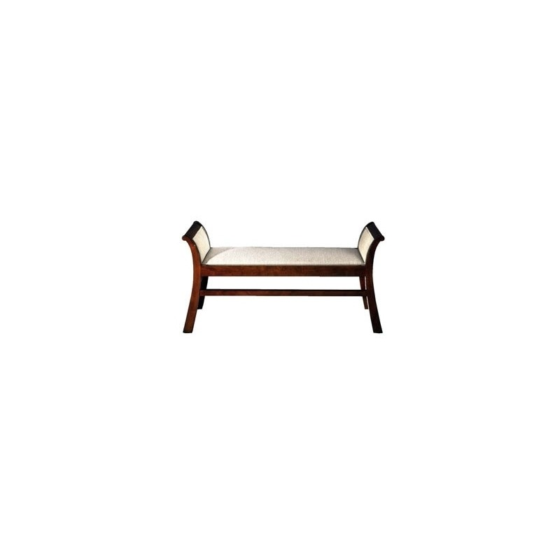 Surprising Chareau Bench By Stickley Furniture Jw 2761 Willis Inzonedesignstudio Interior Chair Design Inzonedesignstudiocom