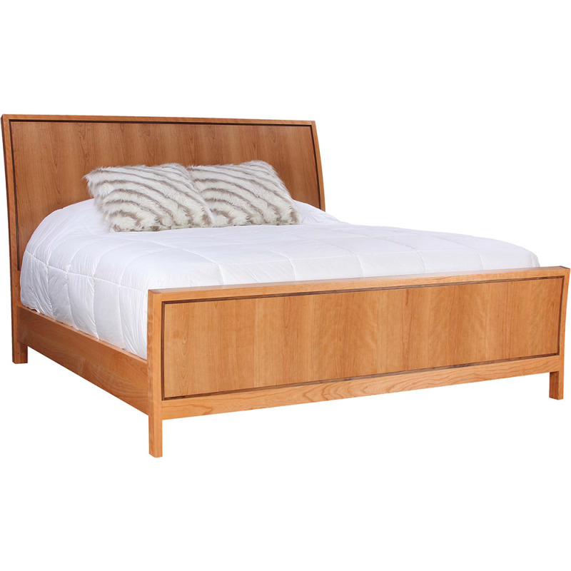 Tribeca Sleigh Bed