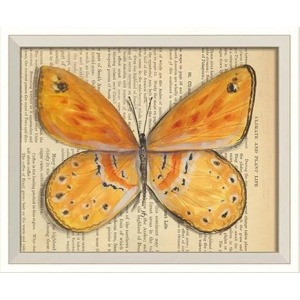 Driftwood Park - Butterfly Wall Art