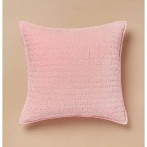 Clementine Court - Ethan Pink Pillow