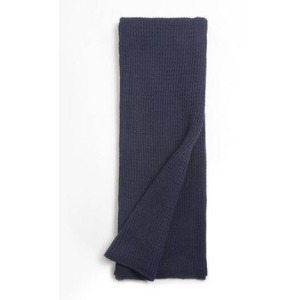 Chelsea Square - Dylan Cotton Indigo Throw