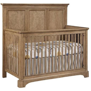 CHELSEA SQUARE - BUILT TO GROW CRIB - FRENCH TOAST