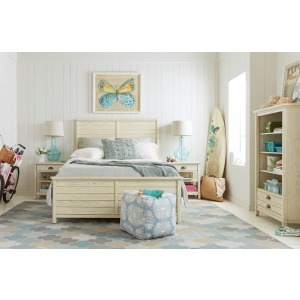 DRIFTWOOD PARK VANILLA OAK Collection Kids Bedroom