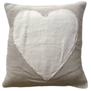 Teaberry Lane - Heart Pillow