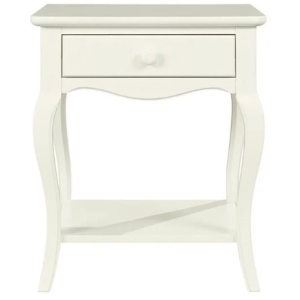 TEABERRY LANE - BEDSIDE TABLE - STARDUST