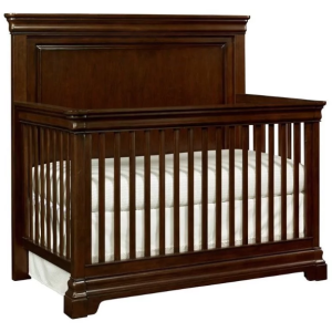 TEABERRY LANE - BUILT TO GROW CRIB - MIDNIGHT CHERRY