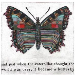Teaberry Lane - Butterfly Wall Art