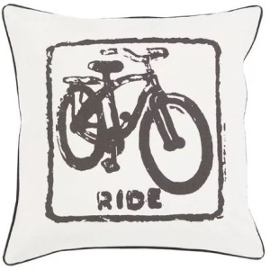 Smiling Hill - Big Kid Blocks Pillow