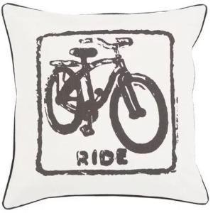 Smiling Hill - Big Kid Blocks Pillow