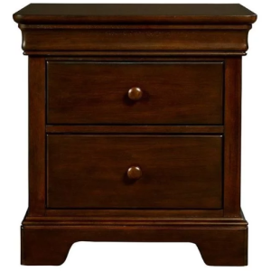 TEABERRY LANE - NIGHTSTAND - MIDNIGHT CHERRY