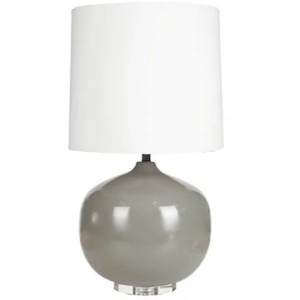 Chelsea Square - Big Ceramic Table Lamp