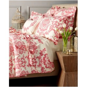 Clementine Court - Damask Duvet Cover - Twin