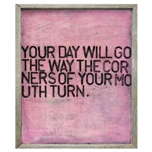 Clementine Court - Your Day Will Go Wall Art